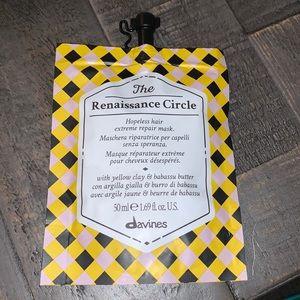 5/$25 davines The Renaissance Circle Hair Mask
